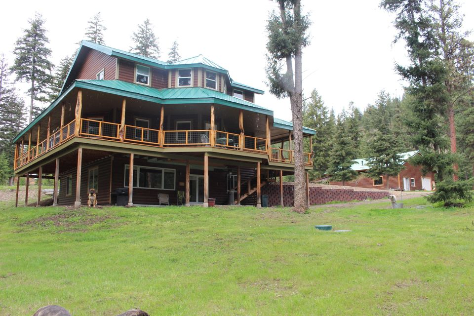 Additional photo for property listing at 15 Sunrise Creek Road 15 Sunrise Creek Road Superior, Montana 59872 United States