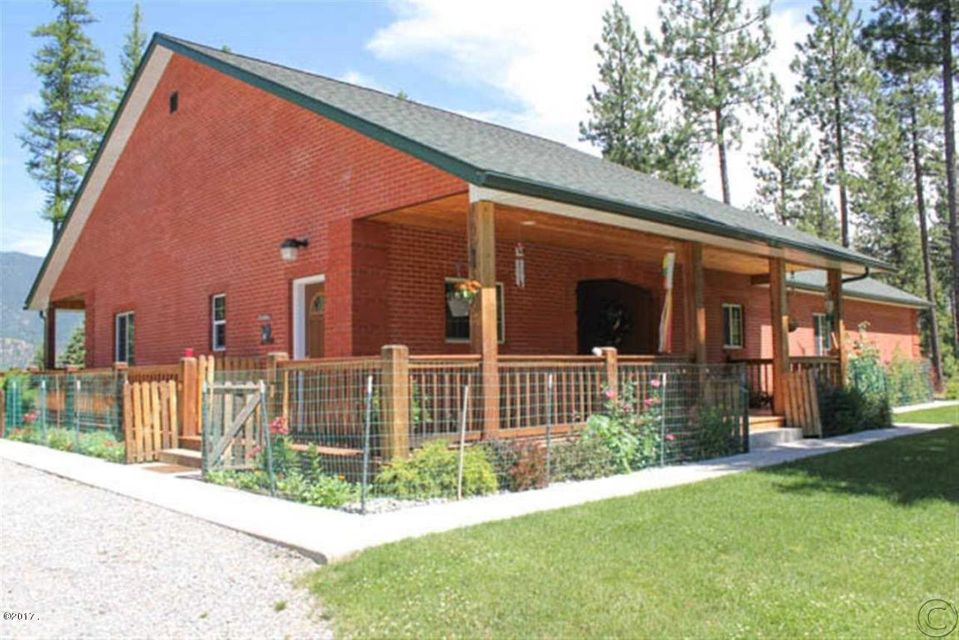 Single Family Home for Sale at 233 Cherry Creek Road 233 Cherry Creek Road Thompson Falls, Montana 59873 United States