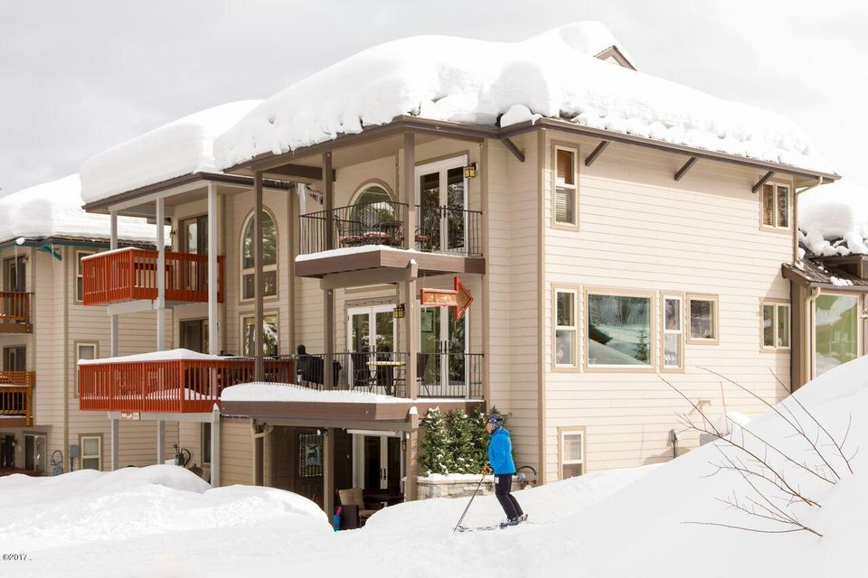 Single Family Home for Sale at 308 Wood Run Drive Whitefish, Montana 59937 United States