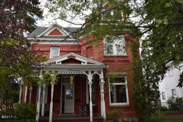 Multi-Family Home for Sale at 425 South 5th Street Missoula, Montana 59801 United States