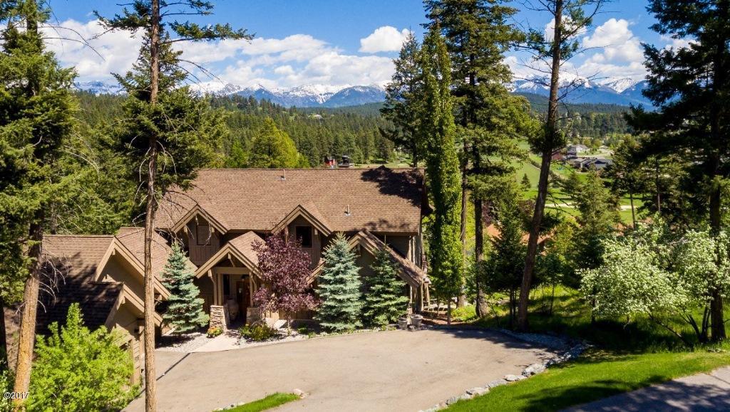 Single Family Home for Sale at 105 Eagle Bend Drive Bigfork, Montana 59911 United States