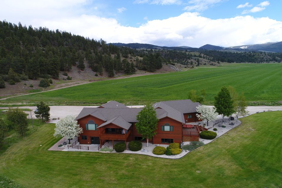 Single Family Home for Sale at 1632 Middle Burnt Fork Road Stevensville, Montana 59870 United States