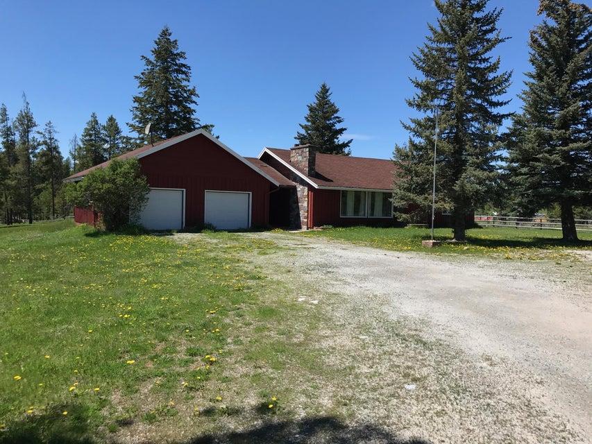 100 Pleasant Valley Road, Marion, MT 59925