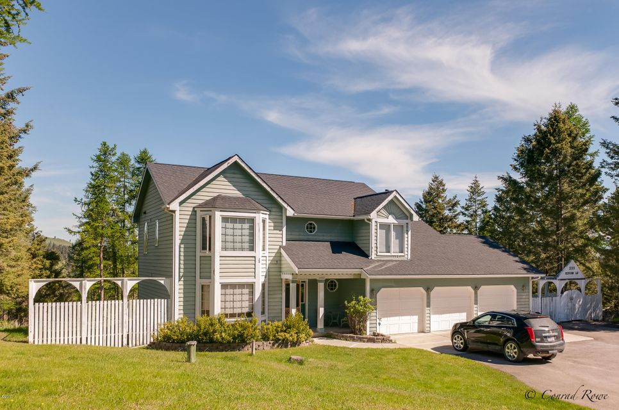 Single Family Home for Sale at 225 Newsom Lane Kalispell, Montana 59901 United States