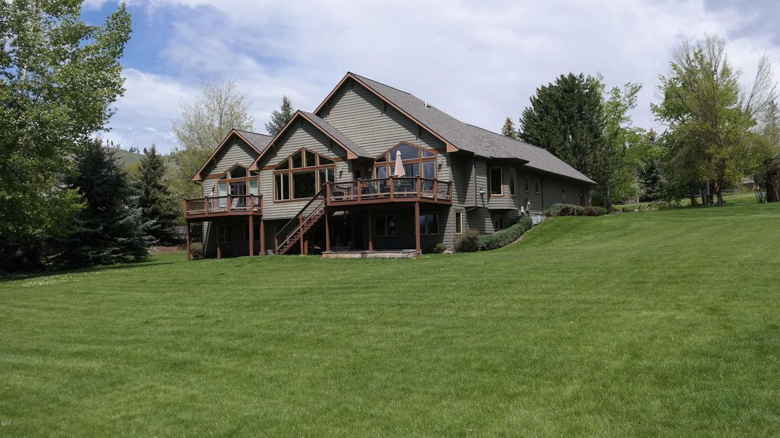 Single Family Home for Sale at 8625 Jacot Lane Missoula, Montana 59808 United States