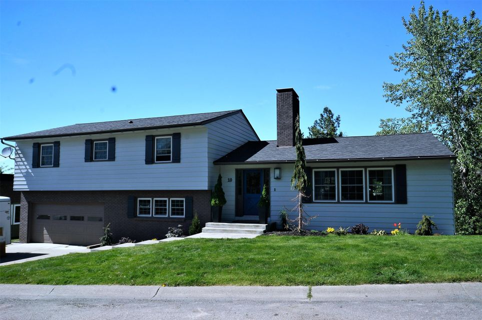 Single Family Home for Sale at 10 Greenbrier Drive Missoula, Montana 59802 United States