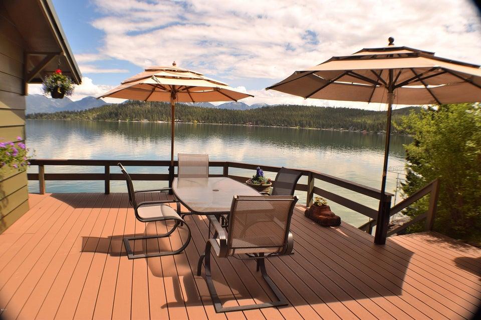 Single Family Home for Sale at 28110 White Swan Lane Polson, Montana 59860 United States