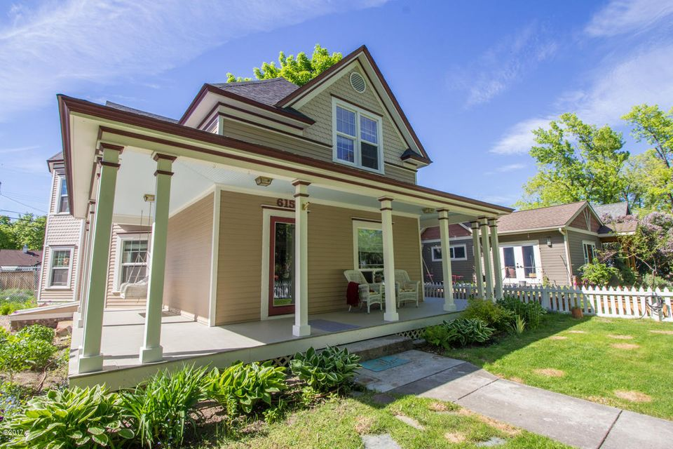 Additional photo for property listing at 615 Woodford Street  Missoula, Montana 59801 United States
