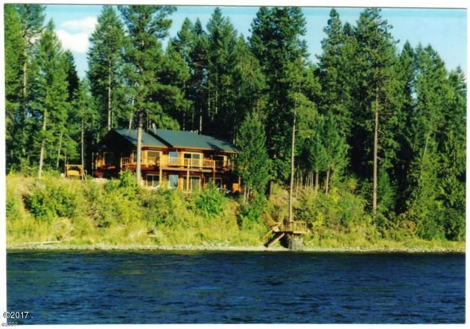 Single Family Home for Sale at 1448 Forest Drive 1448 Forest Drive Troy, Montana 59935 United States