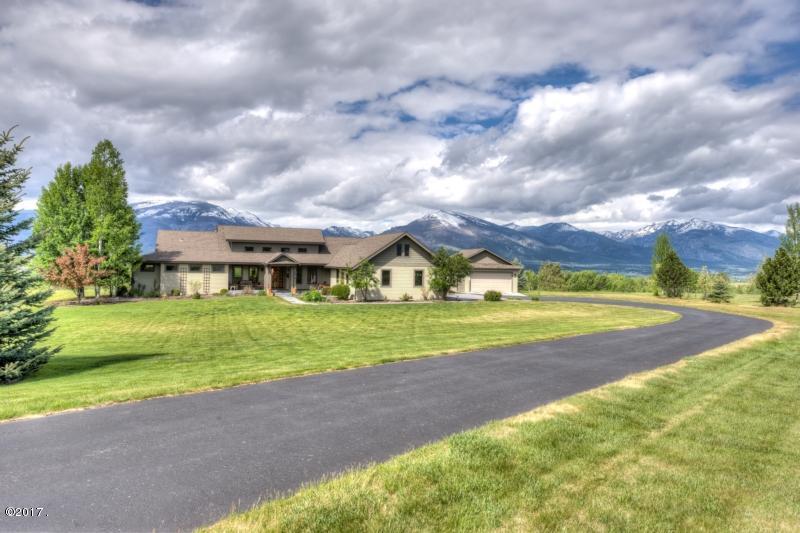 Single Family Home for Sale at 502 Saddle Ridge Road Hamilton, Montana 59840 United States