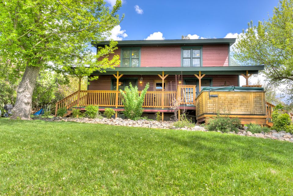 Single Family Home for Sale at 1623 Wild Turkey Road Stevensville, Montana 59870 United States