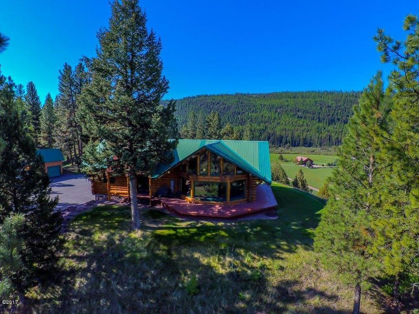 Single Family Home for Sale at 2871 Hwy 83 North 2871 Hwy 83 North Seeley Lake, Montana 59868 United States