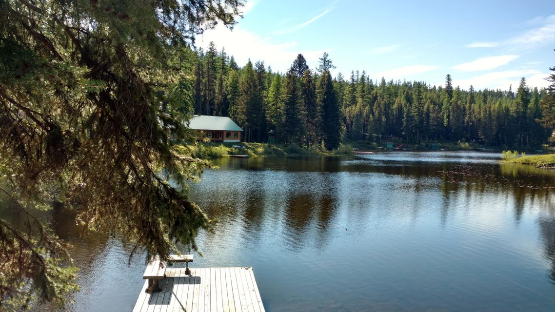 Single Family Home for Sale at 702 Beargrass Lane Seeley Lake, Montana 59868 United States