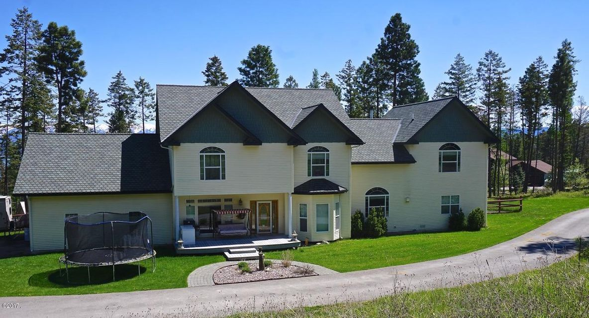 Single Family Home for Sale at 243 Deer Creek Road Lakeside, Montana 59922 United States