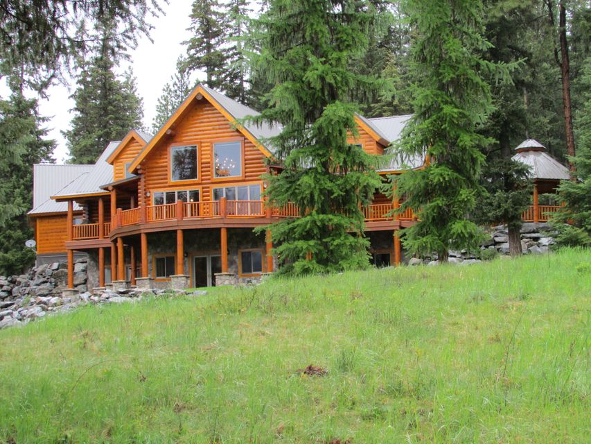 Single Family Home for Sale at 16 Cougar Ridge Lane 16 Cougar Ridge Lane Thompson Falls, Montana 59873 United States