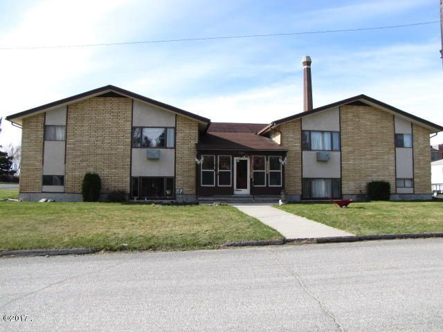 Multi-Family Home for Sale at 720 Montana Avenue Deer Lodge, Montana 59722 United States