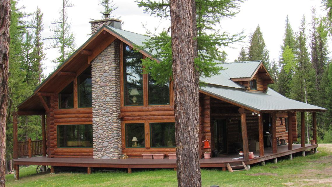 Single Family Home for Sale at 9940 Boy Scout Road Seeley Lake, Montana 59868 United States