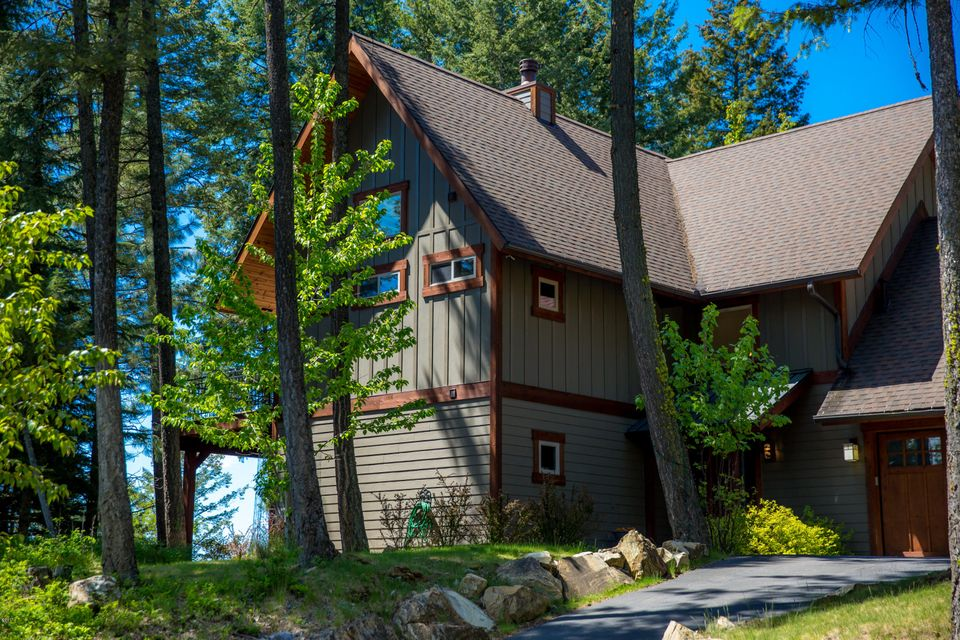 Single Family Home for Sale at 2035 Ridge Crest Drive Whitefish, Montana 59937 United States