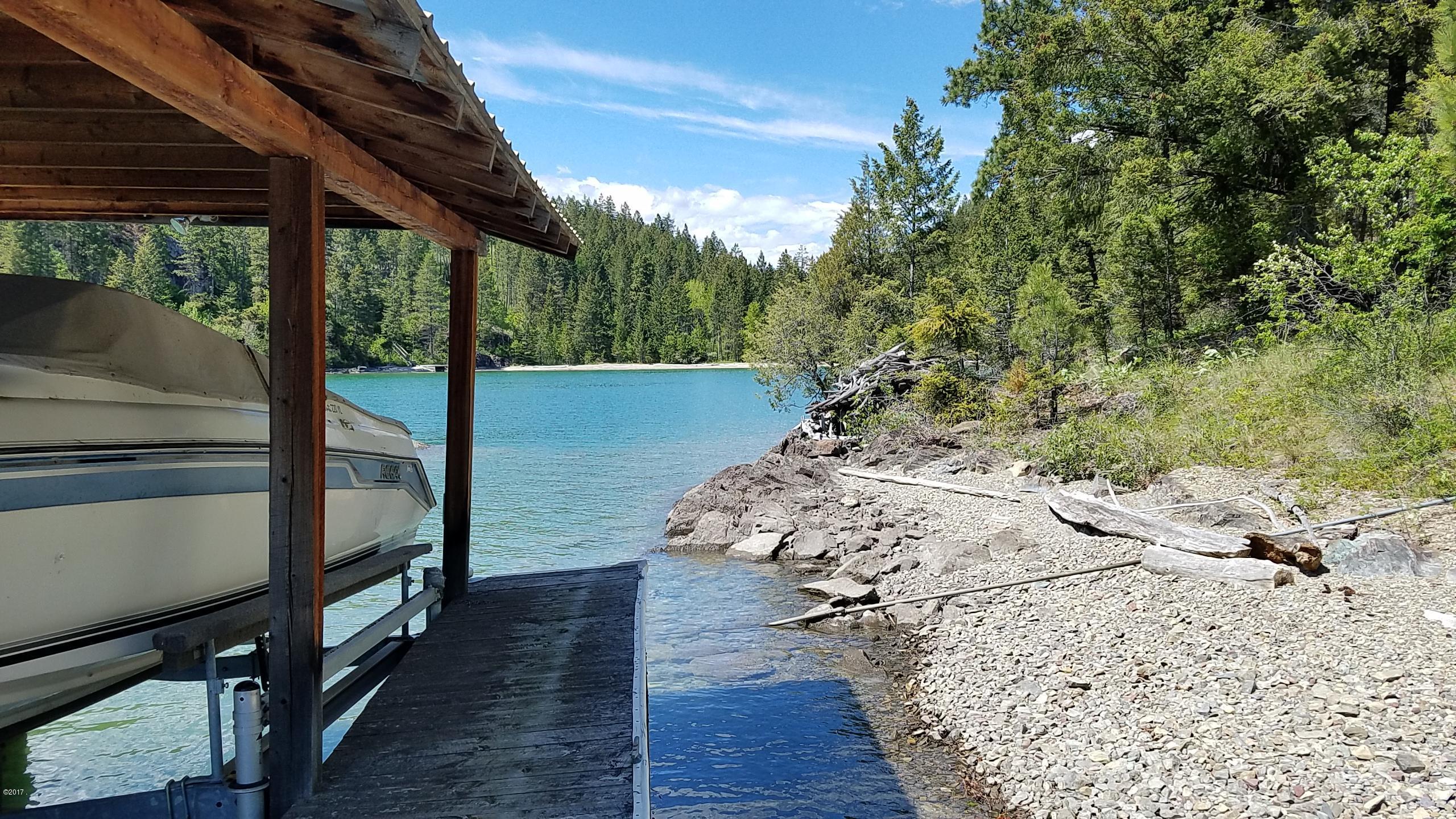 Additional photo for property listing at 743 Hughes Bay Road 743 Hughes Bay Road Lakeside, Montana 59922 United States