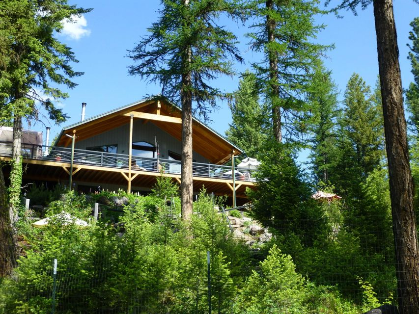 Single Family Home for Sale at 324 Cygnet Lane Seeley Lake, Montana 59868 United States