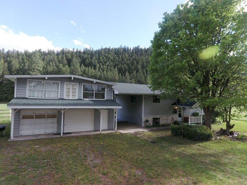 Single Family Home for Sale at 3045 Big Flat Road Missoula, Montana 59804 United States