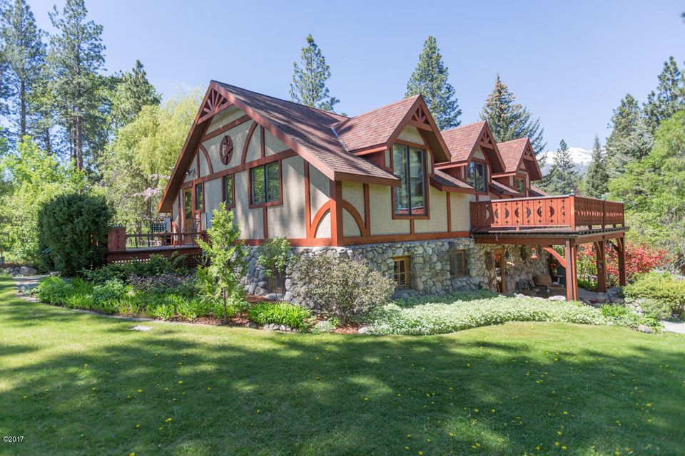 Single Family Home for Sale at 1802 Pleasant View Drive 1802 Pleasant View Drive Victor, Montana 59875 United States