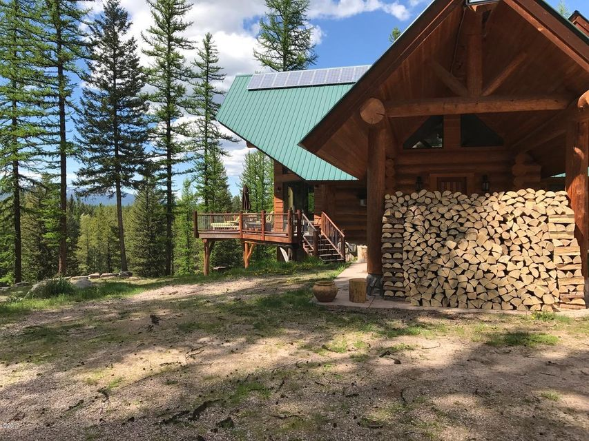 Additional photo for property listing at 3831 Stoner Lake Road 3831 Stoner Lake Road Condon, Montana 59826 United States