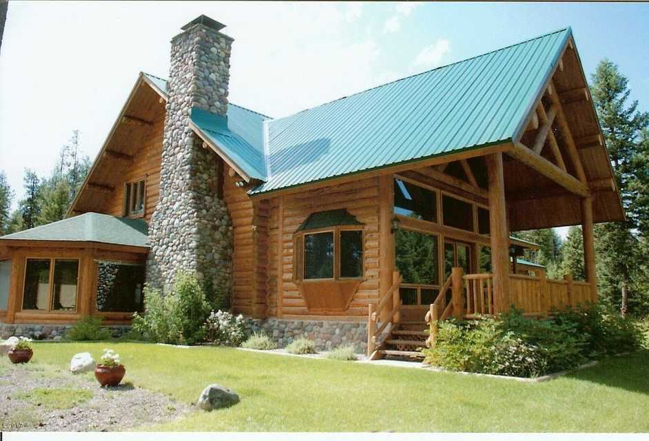 Single Family Home for Sale at 5147 Highway 83 5147 Highway 83 Condon, Montana 59826 United States