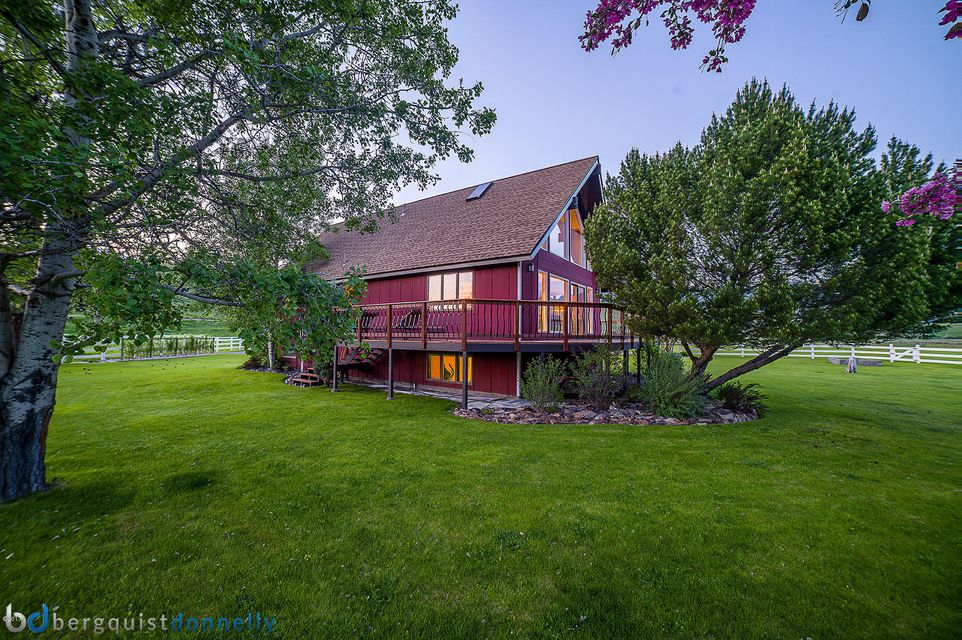 Additional photo for property listing at 16845 Scheffer Lane  Huson, Montana 59846 United States
