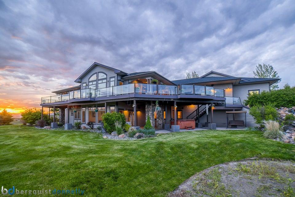 Single Family Home for Sale at 4601 Goodan Lane Missoula, Montana 59808 United States