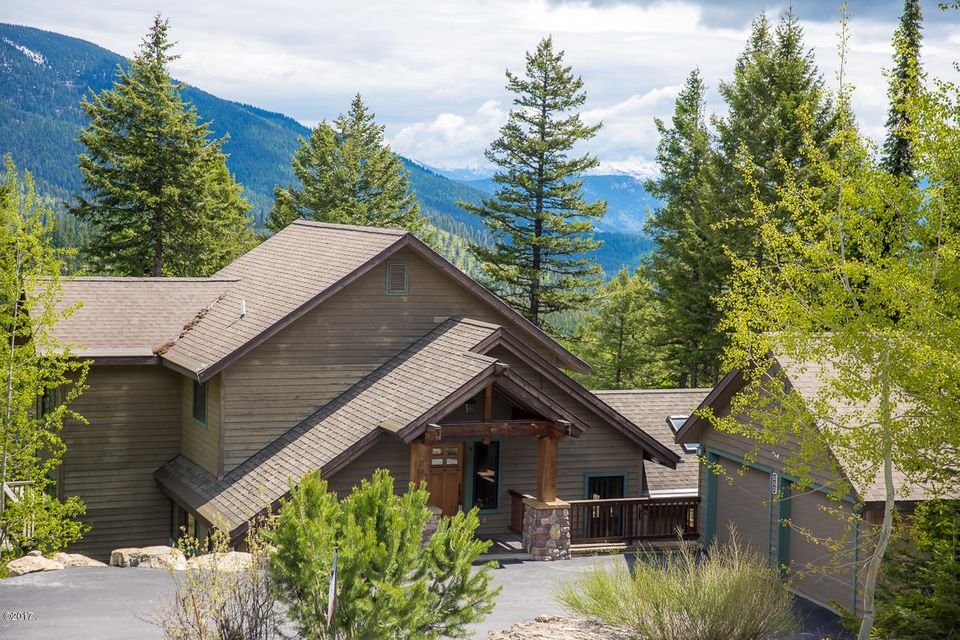 Single Family Home for Sale at 111 Ridge Run Drive Whitefish, Montana 59937 United States