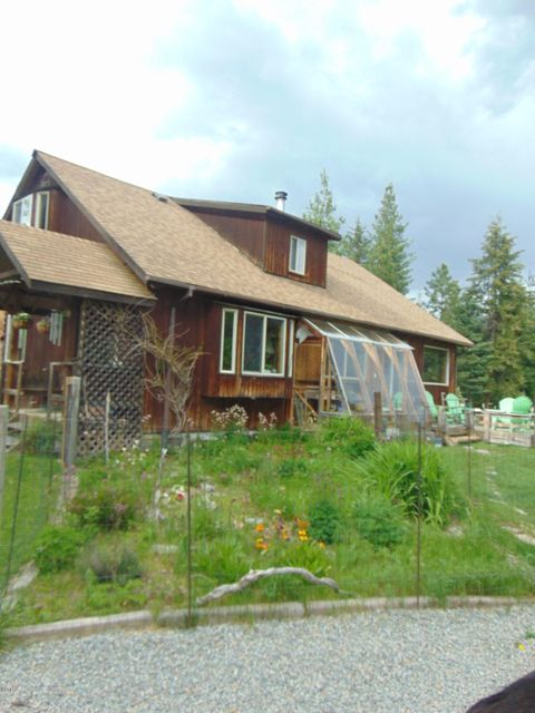 Single Family Home for Sale at 28 Fern Hollow Drive Trout Creek, Montana 59874 United States