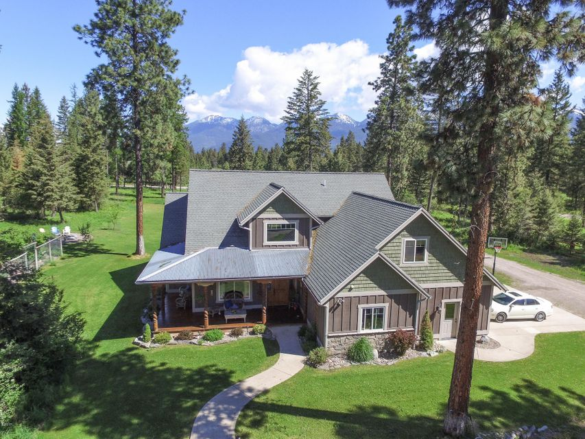 Single Family Home for Sale at 340 Lindsey Lane Kalispell, Montana 59901 United States