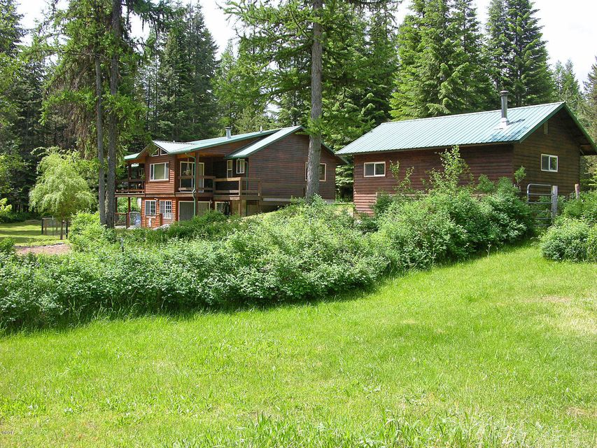 Single Family Home for Sale at 1573 Blue Slide Road 1573 Blue Slide Road Thompson Falls, Montana 59873 United States