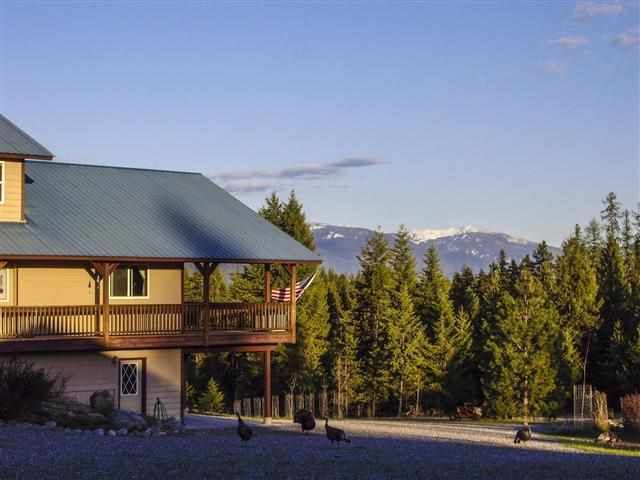Single Family Home for Sale at 15 Moose Pond Lane Trout Creek, Montana 59874 United States