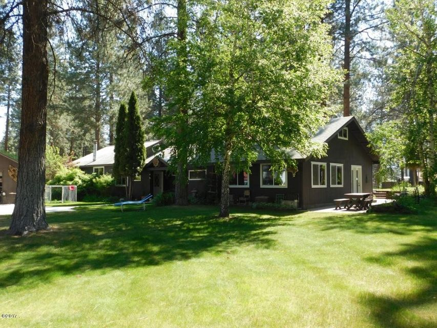 Single Family Home for Sale at 35346 Clairmont Road Pablo, Montana 59855 United States