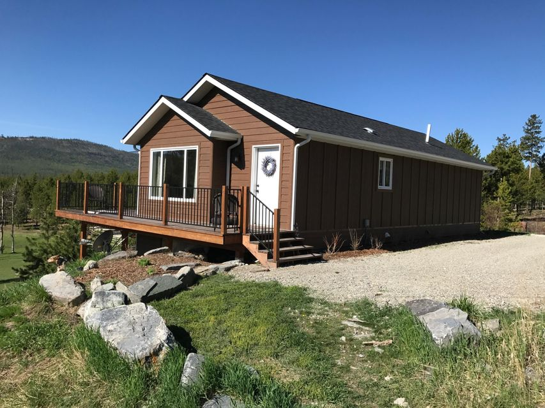 118 Bear Cat Trail, Marion, MT 59925