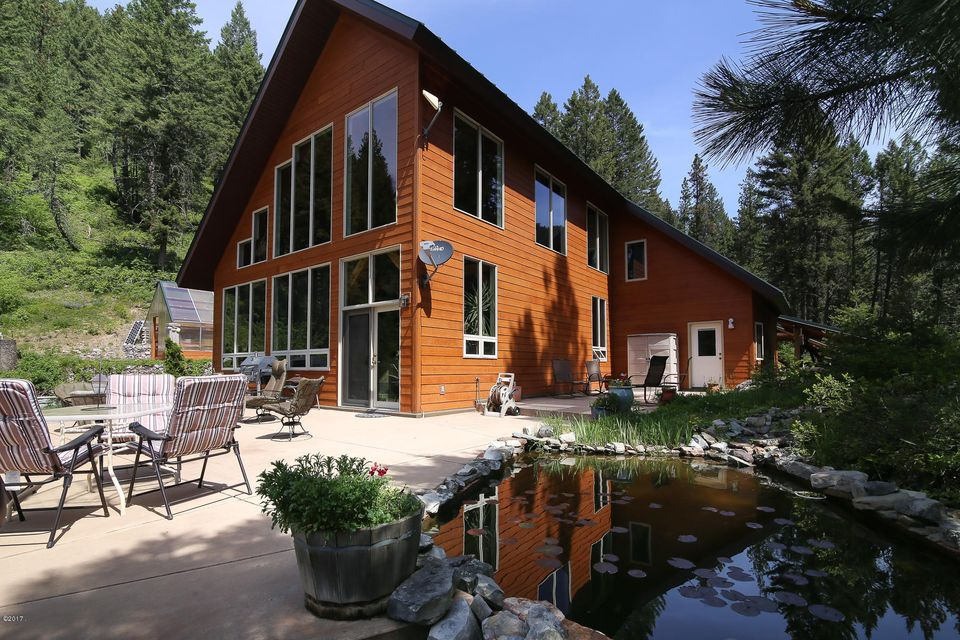 Single Family Home for Sale at 11853 Bench Road Missoula, Montana 59808 United States