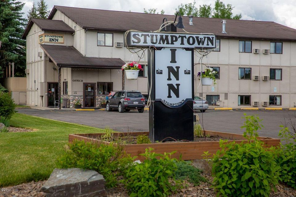Commercial for Sale at 800 Spokane Avenue Whitefish, Montana 59937 United States