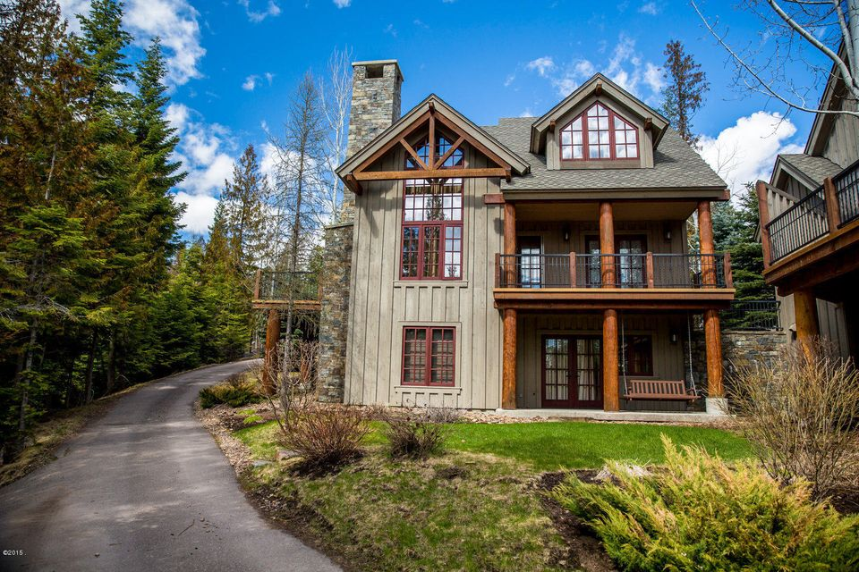 Single Family Home for Sale at 2239 Larkspur Lane Whitefish, Montana 59937 United States