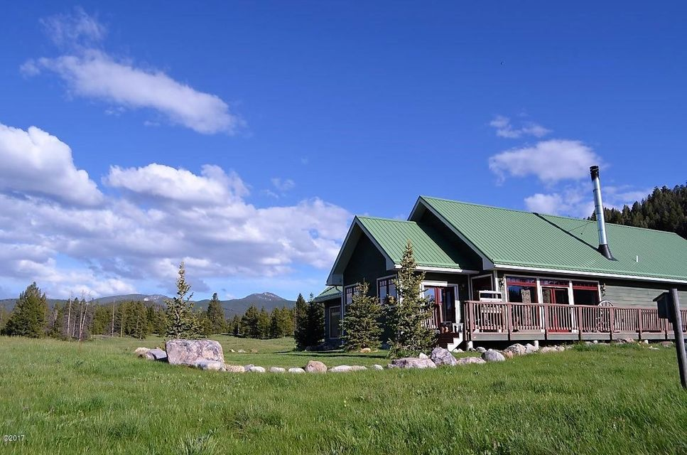 Single Family Home for Sale at 60 Valley Drive 60 Valley Drive Philipsburg, Montana 59858 United States