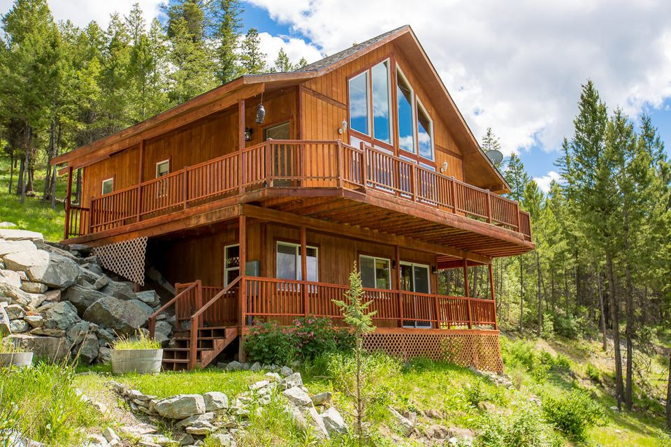 281 Elk Ranch Road, Kila, MT 59920