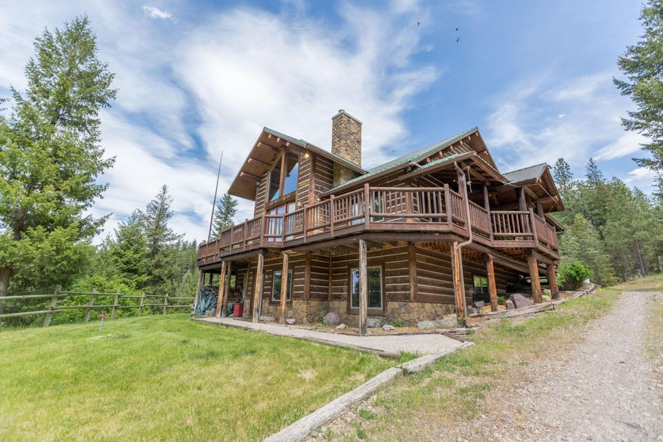 Single Family Home for Sale at 822 River Gorge Road Superior, Montana 59872 United States