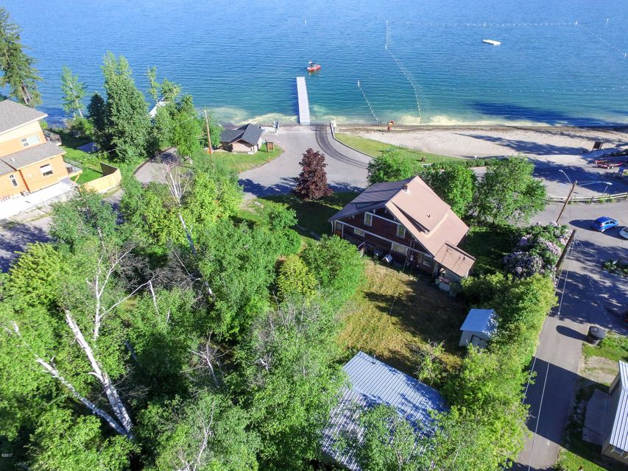 Land for Sale at 1 Lakeside Boulevard Whitefish, Montana 59937 United States