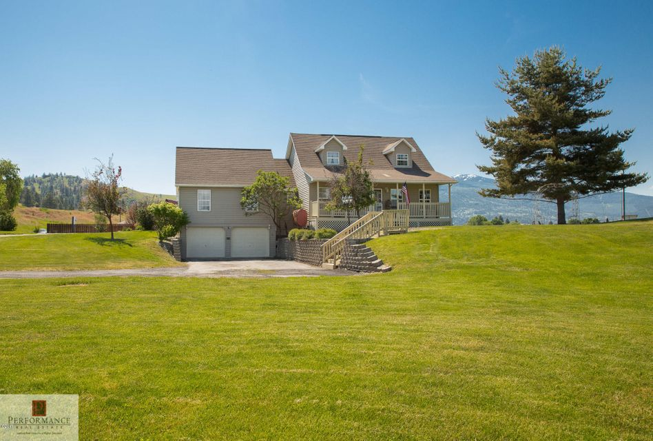 Single Family Home for Sale at 204 Kruger Road Plains, Montana 59859 United States