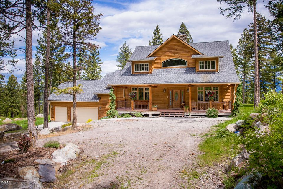 Single Family Home for Sale at 244 Shelter Valley Drive 244 Shelter Valley Drive Kalispell, Montana 59901 United States