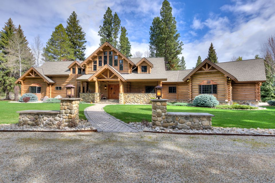 Single Family Home for Sale at Address Not Available Darby, Montana 59829 United States