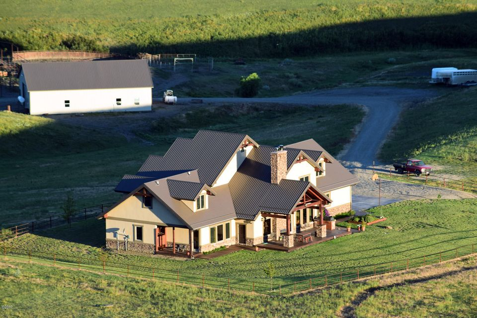 Single Family Home for Sale at 198 Johnson Main Road 198 Johnson Main Road Belt, Montana 59412 United States