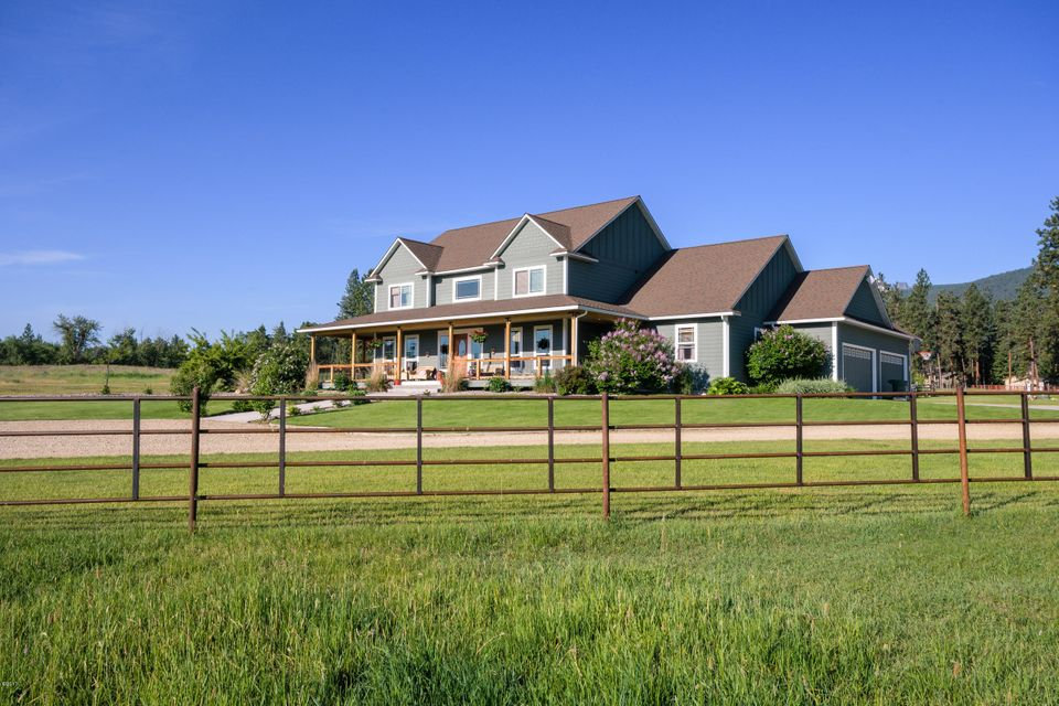 Single Family Home for Sale at 5143 Lone Meadow Court Florence, Montana 59833 United States