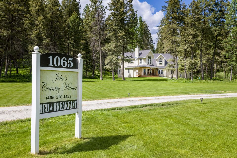 Commercial for Sale at 1065 Km Ranch Road Whitefish, Montana 59937 United States